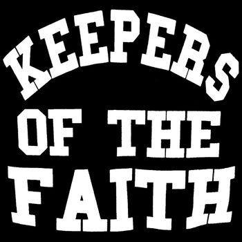 Keepers of the Faith cover