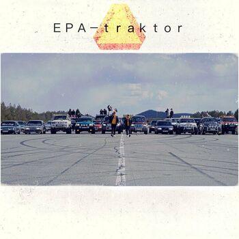 EPA-traktor cover