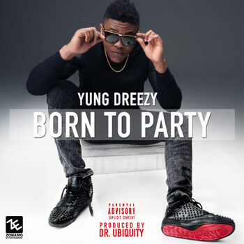 Born to Party cover