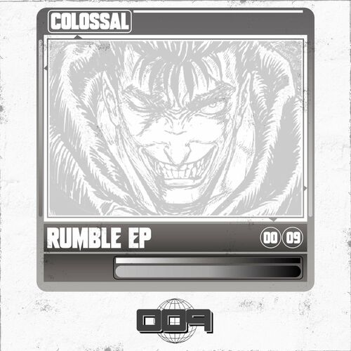 Colossal - Rumble EP