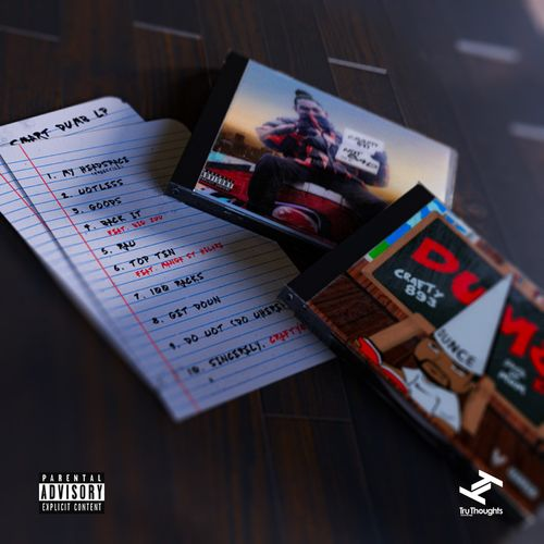 Download Crafty 893 - Smart Dumb (Album) (TRU406D) mp3