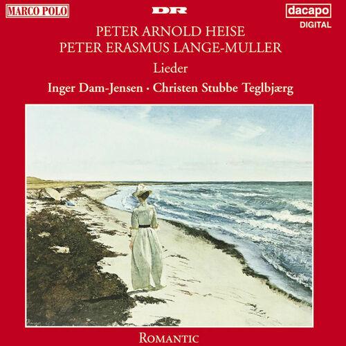 Peter Arnold Heise - Nar svanen drommende pa strommen bolger (When ...