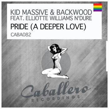 Pride (A Deeper Love) cover