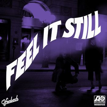 Feel It Still cover