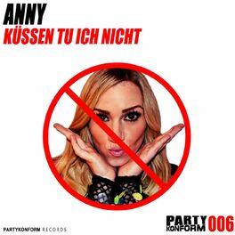 Album cover of Küssen tu ich nicht
