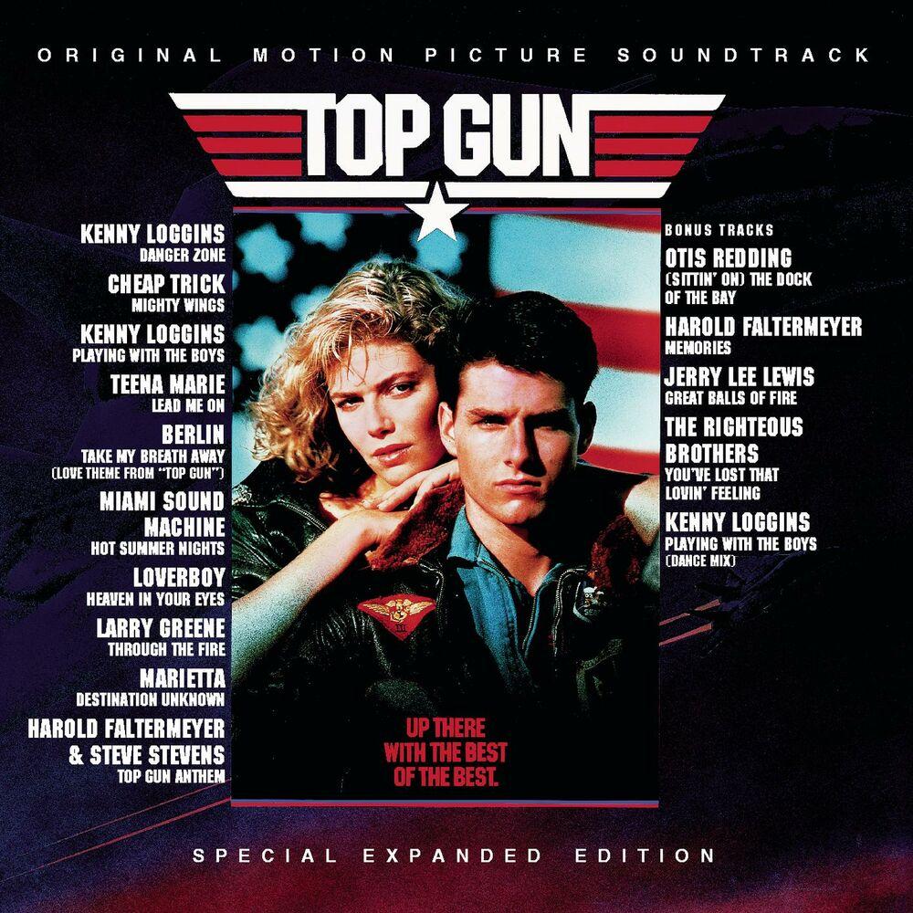 """Danger Zone (From """"Top Gun"""" Original Soundtrack)"""