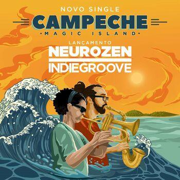 Campeche (Magic Island) cover