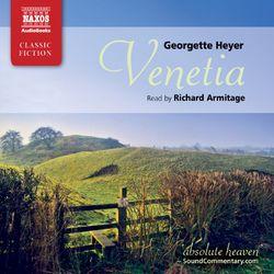 Heyer: Venetia (Abridged) Audiobook