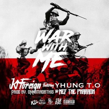 War with Me cover