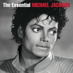 Pochette de l'album The Essential Michael Jackson