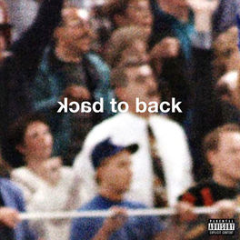 Album cover of Back To Back