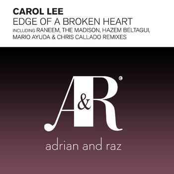 Edge Of A Broken Heart cover