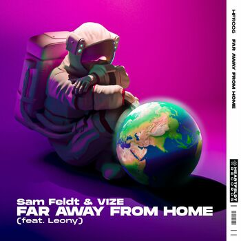 Far Away From Home (feat. Leony) cover