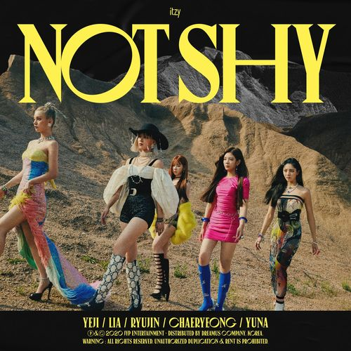 Download ITZY – Not Shy (2020) zip Album Torrent – ITZY (있지 ...