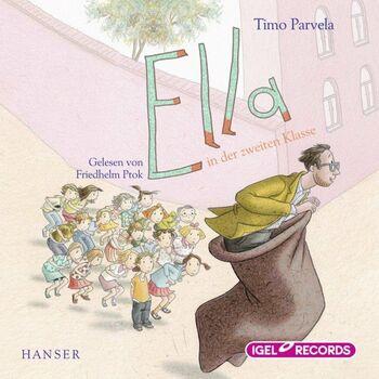 Kapitel 1.2 - Ella in der zweiten Klasse cover