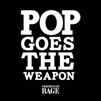 Pop Goes The Weapon cover