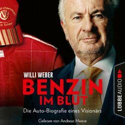 Benzin im Blut - Die Auto-Biografie eines Visionärs (Ungekürzt) Audiobook