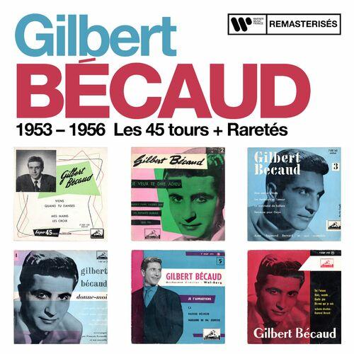 1953 - 1956 : Les 45 tours + Raretés