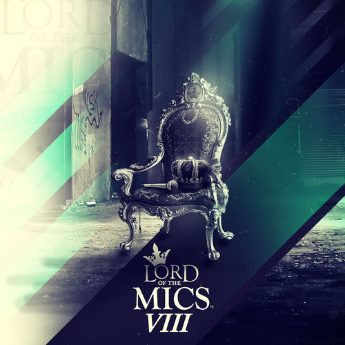 VA - LORD OF THE MICS VIII [LP] 2019