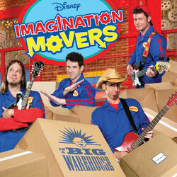Imagination Movers: In a Big Warehouse