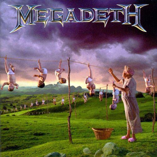 Baixar CD Youthanasia – Megadeth (1994) Grátis
