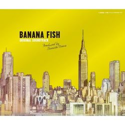 BANANA FISH – BANANA FISH (Original Soundtrack Produced by Shinichi Osawa) 2018 CD Completo