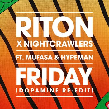Friday (feat. Mufasa & Hypeman) cover
