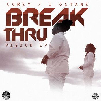 Break Thru cover