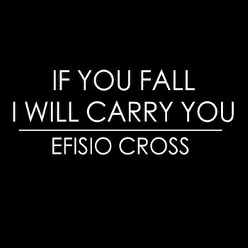 If You Fall I Will Carry You cover