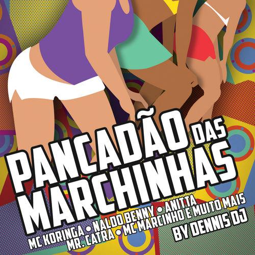 Baixar CD Pancadão das Marchinhas – Various (2014) Grátis
