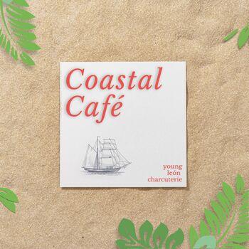 Coastal Café cover