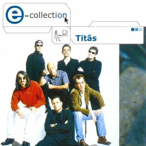 Baixar CD E-Collection – Titãs (1984) Grátis