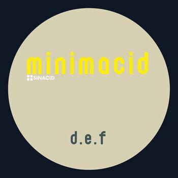 MinimAcid D cover