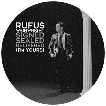 Signed, Sealed, Delivered (I'm Yours) cover