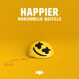 Album cover of Happier