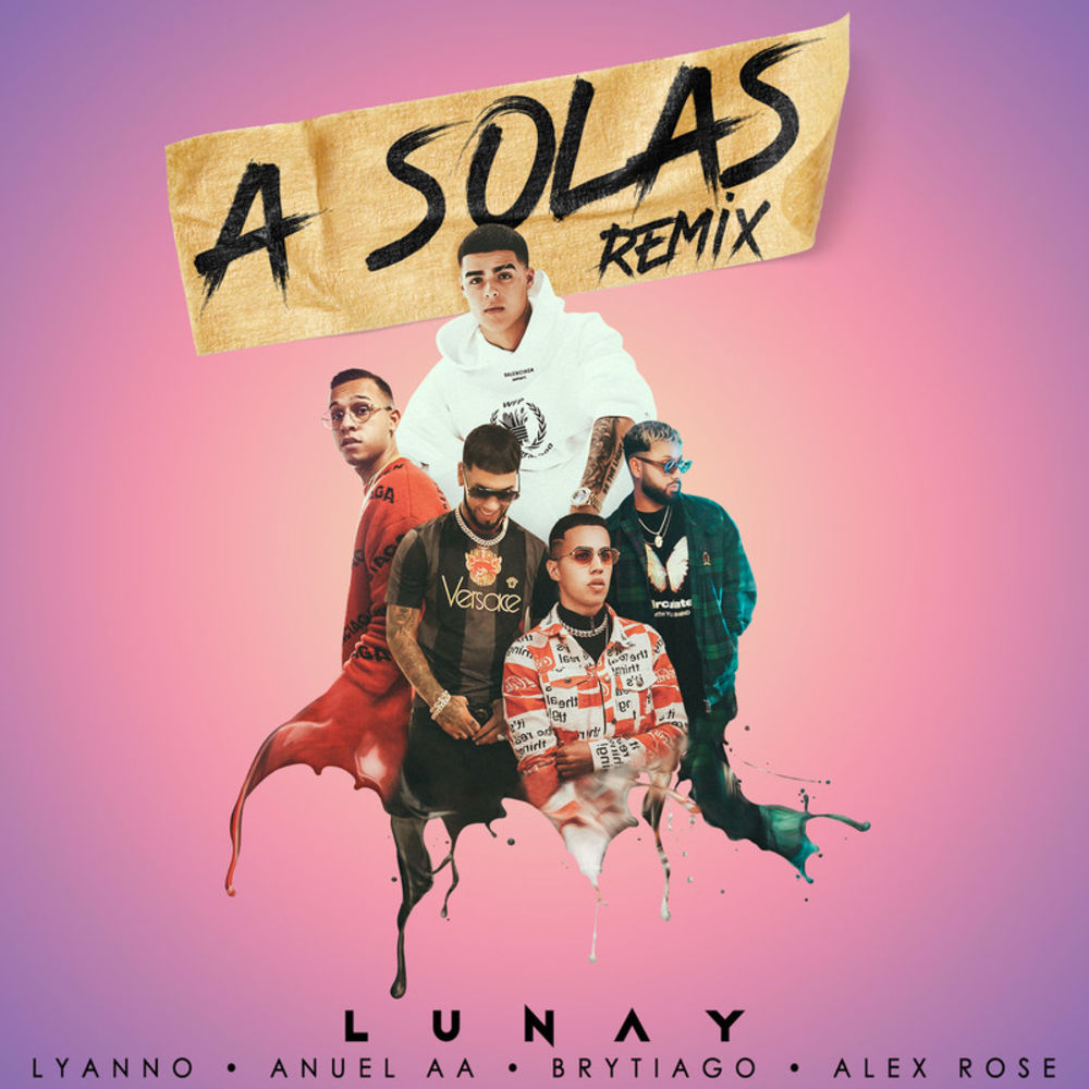 A Solas (Remix)