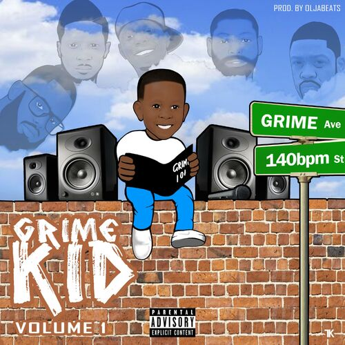 Mischief Artist - Grime Kid Vol. 1 2019 [EP]