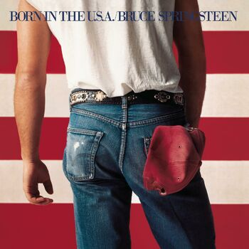 Born in the U.S.A. cover