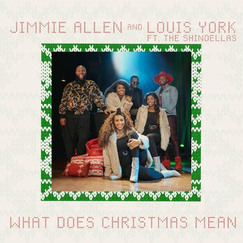 What Does Christmas Mean (feat. The Shindellas) cover