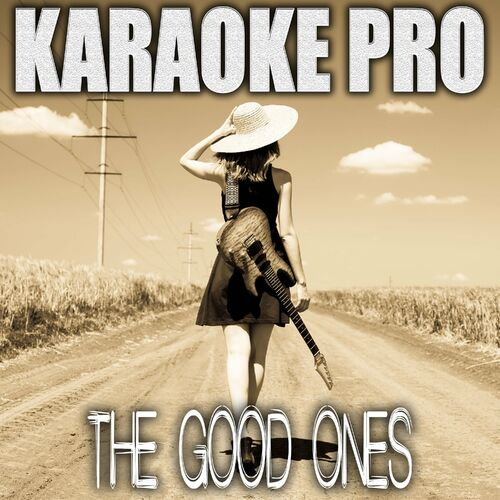 The Good Ones (Originally Performed by Gabby Barrett) (Karaoke Version)