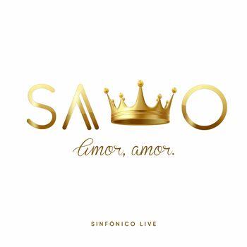 Amor Amor (Sinfónico Live) cover