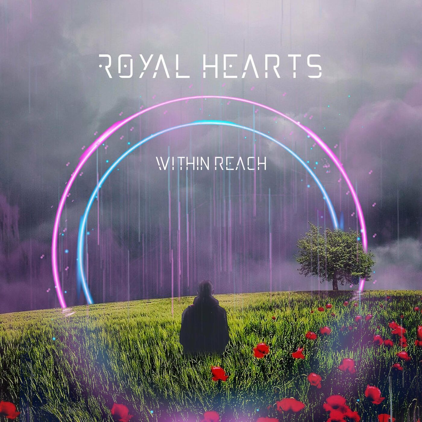 Royal Hearts - Within Reach [EP] (2020)