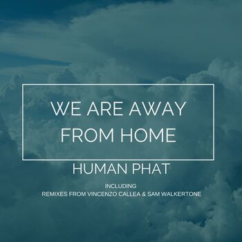 We Are Away from Home cover