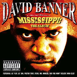 Album cover of Mississippi: The Album