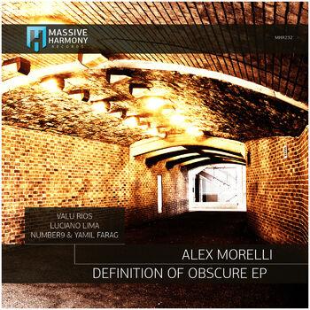 Obscure (Original Mix) cover