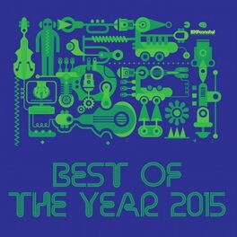 Album cover of Best Of The Year 2015