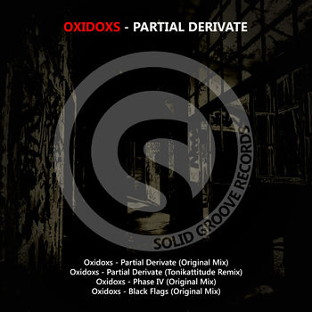Partial Derivate (Tonikattitude Remix] cover