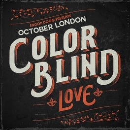 Album cover of Color Blind: Love