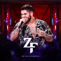 Zé Felipe – Ao Vivo Em Goiânia 2019 CD Completo