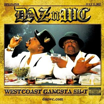 West Coast Gangsta Sh*t cover